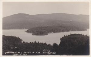 RP, Sunapee Lake Great Island, Burkehaven, SUNAPEE LAKE (Merrimack), New Hamp...