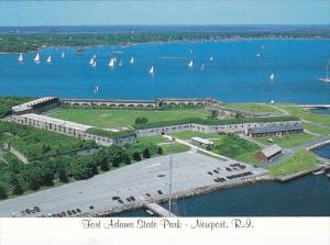 Rhode Island Newport Fort Adams State Park