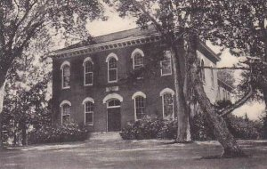 Maine Orono Fernald Hall University Of Maine Albertype