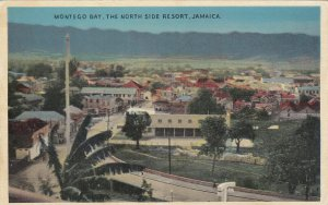 JAMAICA , B.W.I. , 20-40s ; Montego Bay , The North Side Resort