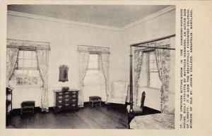 Maryland Annapolis Upstairs Sitting Room Hammond Harwood House Albertype