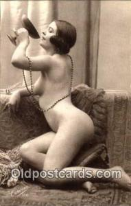 Reproduction Nude Nudes Postcard Postcards  # 290