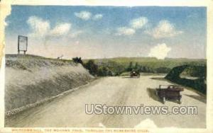 Whitcomb Hill Mohawk Trail MA Unused