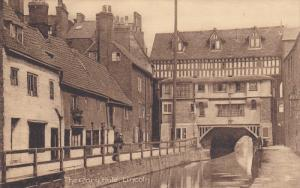 LINCOLN, Lincolnshire, England, 1900-1910's; The Glory Hole