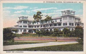 Florida Saint Petersburg Sunset Inn