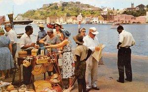 Sale of Local Handicraft St. George's Grenada Unused