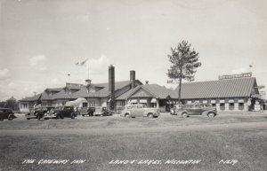 RP: LAND O'LAKES , Wisconsin, 1930-40s ; Gateway Inn