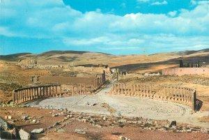 Postcard Jordan the Old Roman City