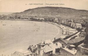Spain San Sebastian Vista general desde Isaburu 02.13