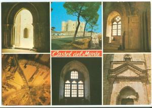 Italy, Castel del Monte, unused Postcard