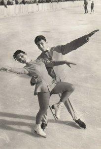 RP: Figure Skating , 1950-60s ; #3