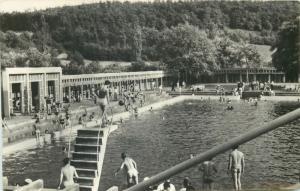 Romania Geoagiu Bai swimming pool