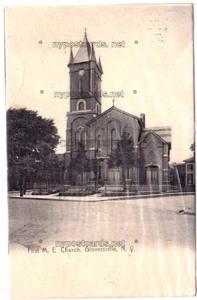 First Methodist Church, Gloversville NY