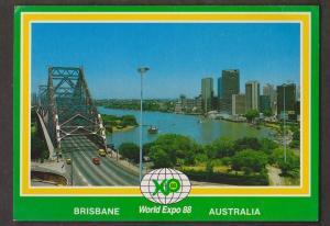 World Expo 1988 Brisbane, Australia - Unused
