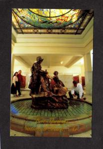 AR Hot Springs National Park Fountain of Youth Fordyce Postcard Ark Arkansas