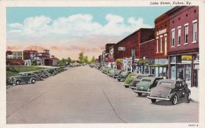 FULTON, Kentucky , 30-40s ; Lake Street
