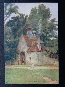 Hampshire New Forest BEAULIEU PALACE THE GATEWAY - W.Tyndale c1904 Postcard