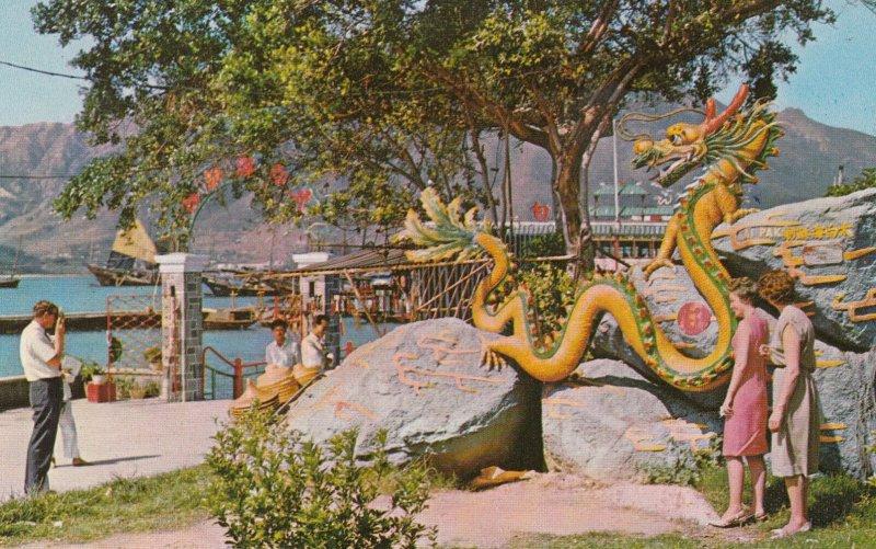 HONG KONG , China , Castle Peak, 1950-1960s ; Tai Pak Boat-Restaurant