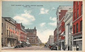 York Pennsylvania~East Market Street~Lehmayer's Clothing Store~Center Square~'17