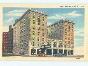 Linen HOTEL SCENE Utica New York NY AE1671