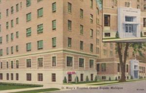 Michigan Grand Rapids St Mary's Hospital Curteich