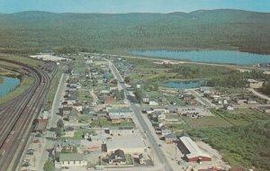 WHITE RIVER , Ontario , Canada , 50-60s ; Bird's-eye #2