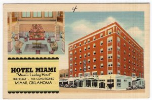 Miami, Oklahoma, Hotel Miami