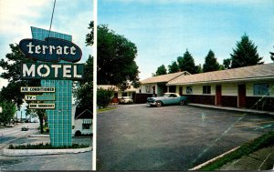 Maryland Baltimore The Terrace Motel 1984