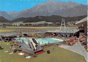 Alpenbad Wattens Tirol Schwimmbad Swimming Pool