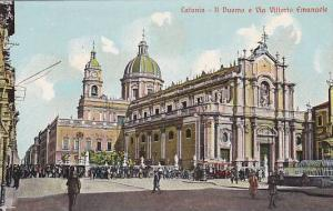 CATANIA , Italy , 00-10s ; Il Dumo e Via Vittorio Emanuele