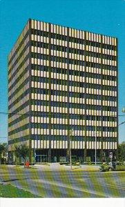 Canada Saskatchewan Telephone Building Regina Saskatchewan