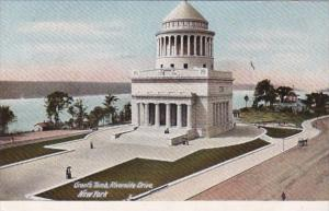 New York City Grant's Tomb and Riverside Drive