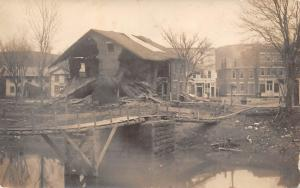 House Ruins, disaster, accident 1960