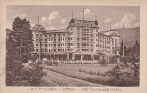 Lake Maggiore , Italy , 00-10s ; STRESA - Regina Palace Hotel