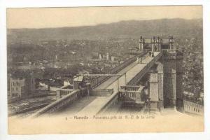 Marseille, France 00-10s   Panorama pris de N.-D. de la Garde