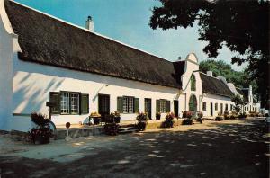 South Africa Jonkers Huis, Groot Constantia Cape
