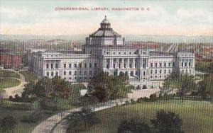 Congressional Library Washington D C