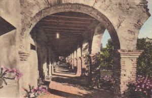 Old Warehouse North Corridor Old Mission San Juan Capistrano California Handc...