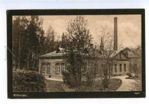 178099 FINLAND Riihimaki frame Vintage postcard