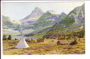 Mt Assiniboine Lodges and Teepee, , Alberta,