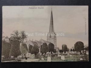 Gloucestershire: Painswick Church c1906 by The Wrench Series No.7817