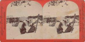 SV : Chilcoot Pass , Alaska , 1898 ; Gold Rush : #5