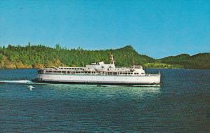 Canada M V Queen of Vancouver Victoria British Columbia Ferries