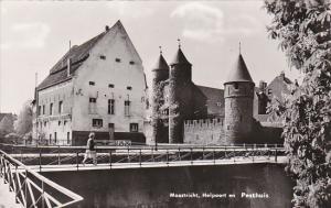 RP: Maastricht , Helpoort en Pesthuis , Netherland, 30-40s
