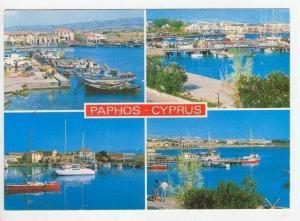 Cyprus, 1993  4-views   PAPHOS