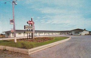 MONCTON , New Brunswick , Canada , 1950-60s ; Wandlyn Motel