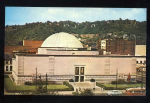 Pittsburg, Pennsylvania/PA Postcard, Buhl Planetarium, Theatre Of The Stars