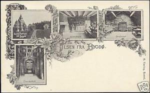 norway norge, BYGDØY BYGDØ BYGDO, Multiview (ca. 1899)