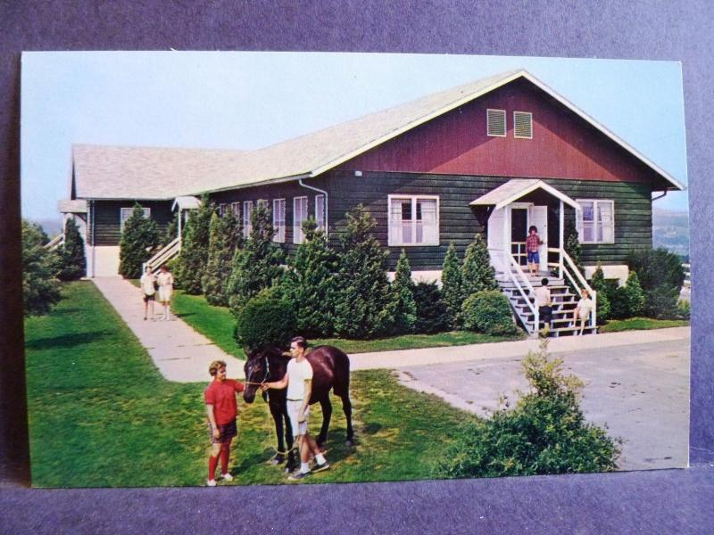 Postcard MD Colora Hilltop Ranch For Young People #2