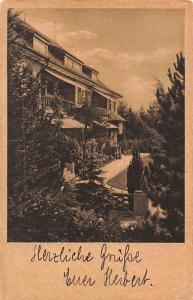 Germany Haus Langewiesche, Ebenhausen bei Muenchen 1932